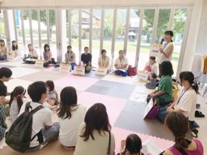 【参加者募集】園活カフェ in サエラ