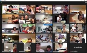 【レポート】オンライン料理講座